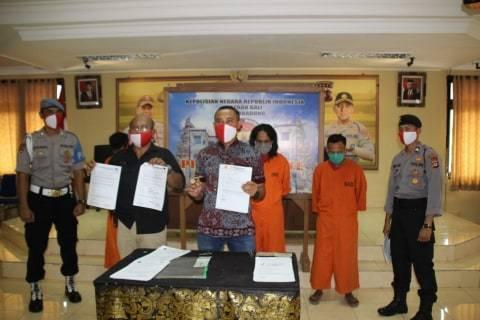 Pemalsu Surat Sehat Corona di Bali Pakai Kop Surat Puskesmas dan RSUP Sanglah