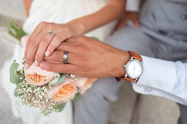 ▲結婚,對於許多民眾來說,是一個意義非凡的「人生里程碑」。(示意圖/翻攝自 pixabay )