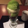 わらび餅パフェ - 実際訪問したユーザーが直接撮影して投稿した元吉町スイーツ甘味どころ ぎをん小森の写真のメニュー情報