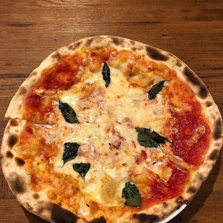 ユーザーが投稿したマルゲリータの写真 - 実際訪問したユーザーが直接撮影して投稿した新宿イタリアンCONA 新宿店の写真