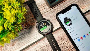 [ 運動手錶推薦 ] Amazfit Stratos 3 心率偵測智慧手錶 – 精準數據測量、心率偵測