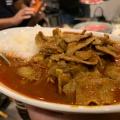 肉カレー 大 - 実際訪問したユーザーが直接撮影して投稿した市谷台町焼肉焼肉ヒロミヤ 本店の写真のメニュー情報