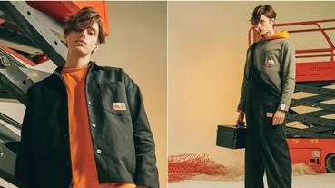 兼具機能與時尚!Timberland PRO x N.HOOLYWOOD 顛覆你對工裝「粗曠」的既定印象!