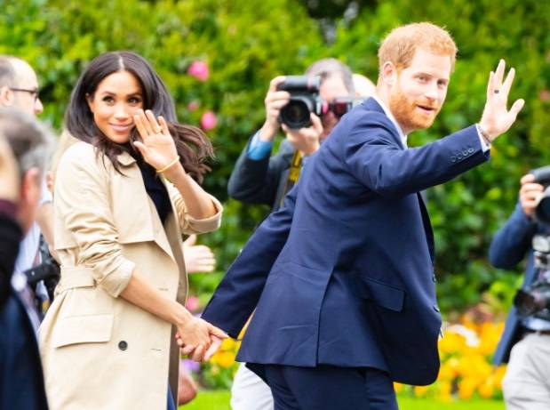 Meghan Markle Disebut Mulai Frustasi dengan Pangeran Harry