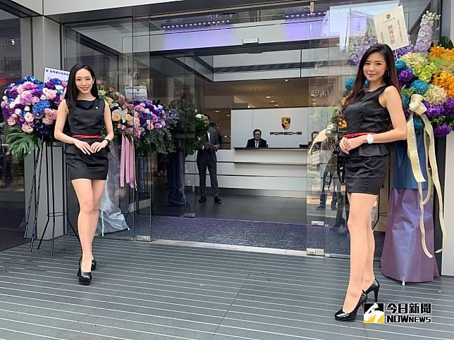 全新保時捷台北敦南展示中心開幕 去年賣出3396台佳績