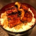 うな丼ダブル - 実際訪問したユーザーが直接撮影して投稿した西新宿うなぎ宇奈とと 新宿センタービル店の写真のメニュー情報