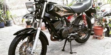 Kenapa Rx King Disebut Motor Jambret