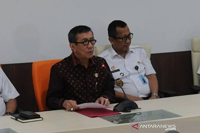 Yasonna minta maaf soal pidato singgung warga Tanjung Priok