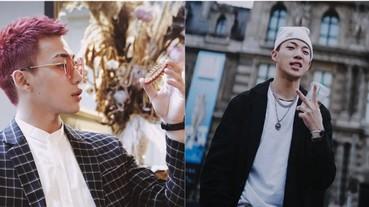 搶先直擊 / 男生戴珠寶很怪?跟著 ØZI 走一趟巴黎看看 Cartier Clash 系列有多帥!