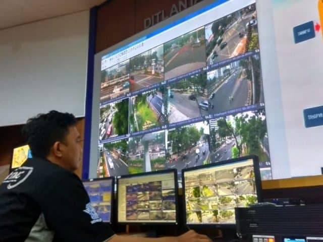 Berikut Sebaran 33 Lokasi Check Point Selama Jakarta Terapkan PSBB