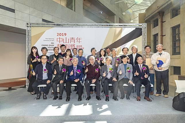 國父紀念館中山青年藝術獎全國巡迴展臺南首登場