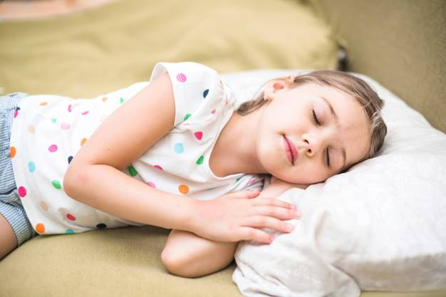 Durasi Tidur Pengaruhi Kesehatan Mental Anak