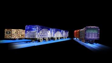當傳統工藝遇上火車模型