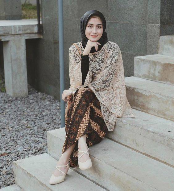 Inspirasi Fashion Hijab Cantik u0026 Elegan untuk Acara Kondangan