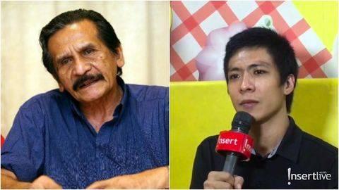 Bercucuran Air Mata, Muncul Pria Mengaku Anak Aktor Senior Piet Pagau (Foto: Dok. Pribadi)