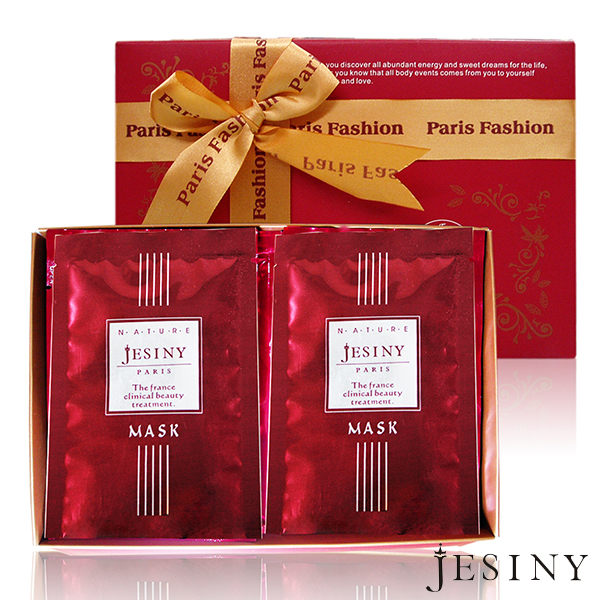 【paris fashion巴黎香氛】沁涼舒緩面膜15片+亮白保濕面膜15片