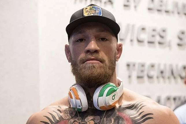 Rusak dan Curi Ponsel Penggemar, Conor McGregor Ditangkap