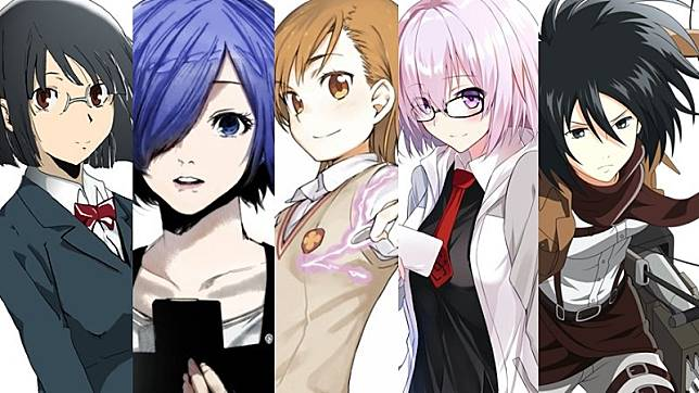 10 Karakter Cewek Anime Berambut Pendek Paling Menarik