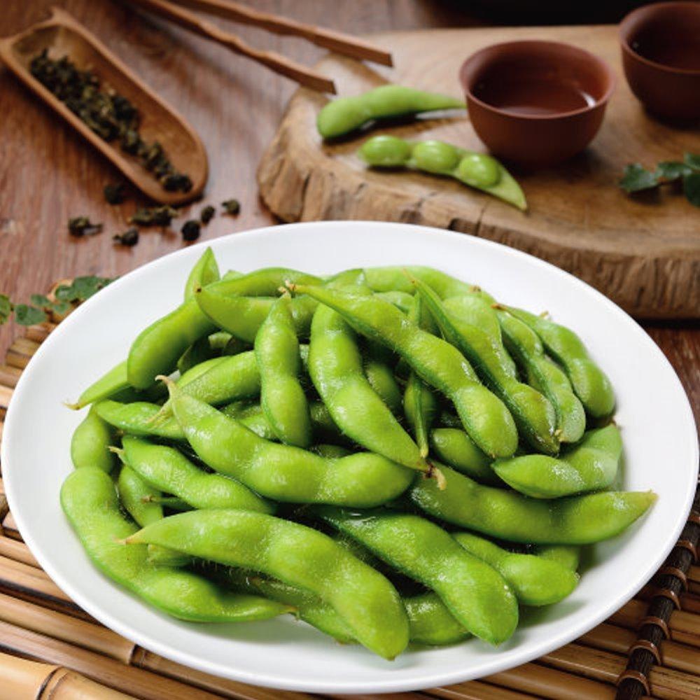 。豆仁飽滿翠綠,口感新鮮青甜。下酒、聚會的最佳開胃菜首選。5道挑選程續,精心挑選嚴格把關。豐富蛋白質、多種維生素