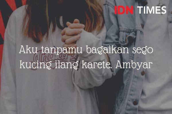 5 Ungkapan Cinta Dalam Bahasa Jawa Romantis Sekaligus Lucu