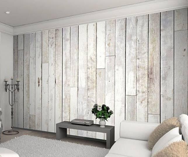 5 Wallpaper Dinding Ruang Tamu Minimalis Paling Menawan