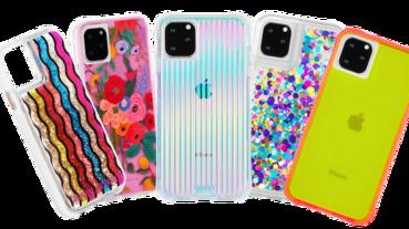 為你的新iPhone挑個最時髦手機殼!Case-Mate 10款讓人羨慕的iPhone 11 、iPhone 11 Pro Max外殼推薦