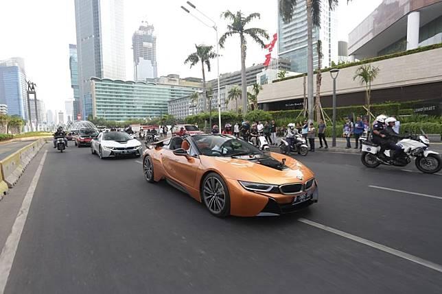 Resmi: Jakarta E-Prix 2020 Digelar 6 Juni 2020.