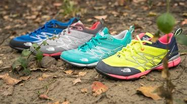 The North Face Ultra Kilowatt / 為野跑而生的戶外訓練鞋