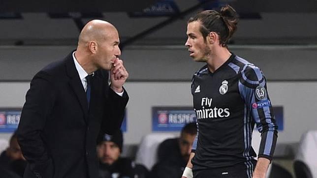 Akhir Pahit Gareth Bale di Real Madrid