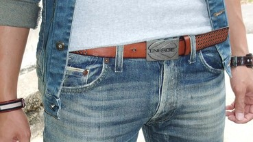 配件也很重要!盤點 5 種提高穿搭質感的「腰帶」款式