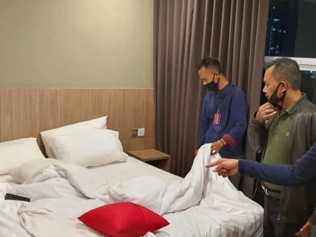Video Viral Muda-Mudi Berhubungan Badan di Kamar Hotel