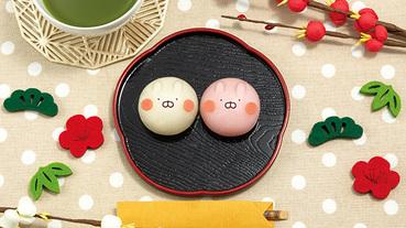 這麼可愛的屁屁你捨得吃?日本超可愛卡通甜點5選