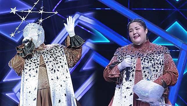 เซอร์ไพรส์หนักมาก! สาวนักกิน ซูบิน สวมหน้ากากดวงดาว ในรายการ The Mask Project A