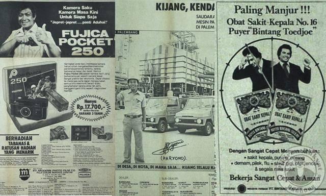 Iklan Hari Ini 38 Tahun Lalu