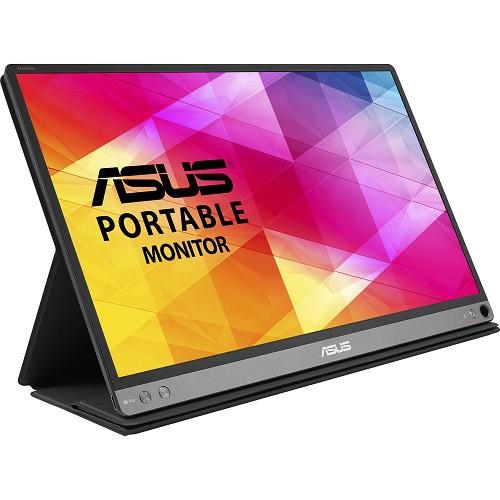 品牌ASUS MB16AC 16型(15.6吋)IPS黑色 超低藍光及不閃屏台灣ASUS 華碩 原廠公司貨,全新未拆封,台灣ASUS原廠保固三年螢幕尺寸15.6 吋螢幕重量0.78kg畫面比例16:9