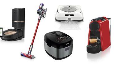 2020年母親節最新!幫媽媽減輕負擔的7種「家電禮物」整理:掃地拖地機器人、智能萬用鍋、空氣清淨機