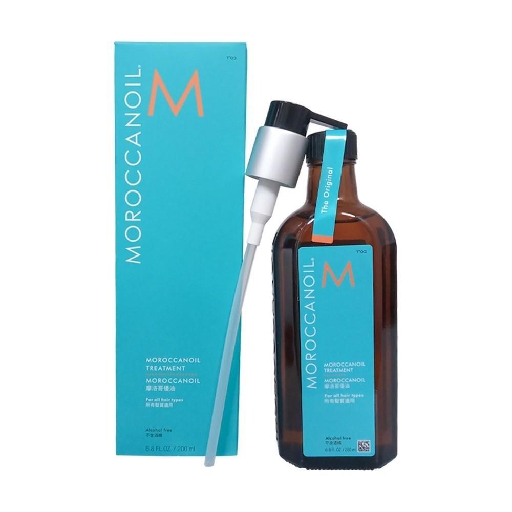 moroccanoil 摩洛哥優油200ml 護髮油 護理
