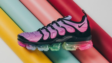 彩虹魅力 NIKE Air VaporMax Plus「 Betrue 」販售消息