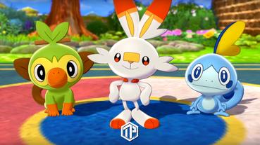 《Pokémon Sword and Shield》成為史上最銷量 Pokémon 遊戲!