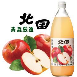 北の国-日本北國青森蘋果汁1000mlx6入