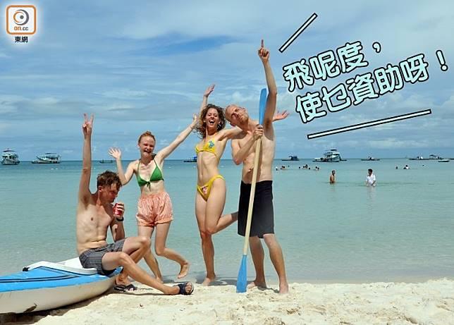 越南富國島有不少海灘及Resort,是hea遊的好地方。(資料圖片)