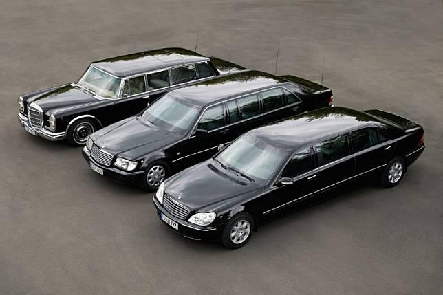 Spesifikasi Mercedes-Benz S 600 Guard, limosin keamanan tertinggi