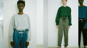 超巨牛仔褲給誰穿 name. 品牌總監推出最新品牌「 urself 」