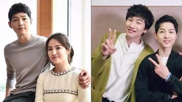 宋慧喬和宋仲基宣布 10 月結婚 最受打擊的人居然是「李光洙」?