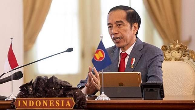 Presiden Joko Widodo. (Foto: Ant)