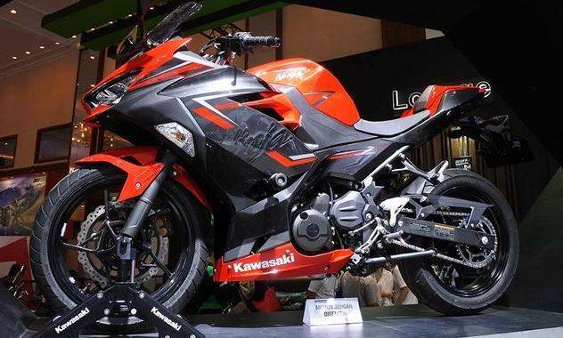 Ilustrasi Kawasaki New Ninja 250 SE MDP