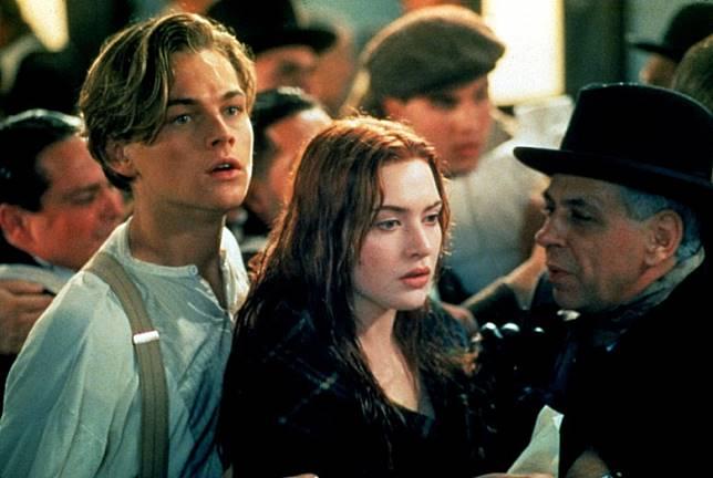《鐵達尼號》令里奧仔同琦溫絲莉走紅!