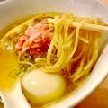 味玉醤油 - 実際訪問したユーザーが直接撮影して投稿した歌舞伎町ラーメン・つけ麺らぁ麺 鳳仙花の写真のメニュー情報
