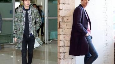撐不起來喜歡的衣服沒關係!快來看李敏鎬的王子系穿搭