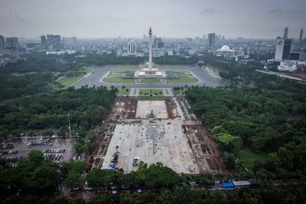 Proyek revitalisasi Monas akan dilaporkan ke kejaksaan-KPK
